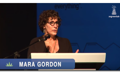 Mara Gordon: Practical applications of cannabinoids and terpenes