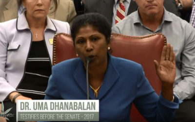 Dr. Uma Dhanabalan: Cannabis is not an entrance drug