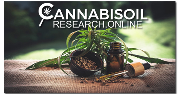 Cannabis Oil Research